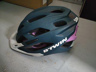 Casco bici BTT500