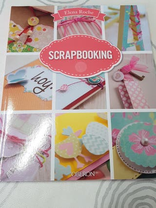 Libro Scrapbooking de Elena Roche