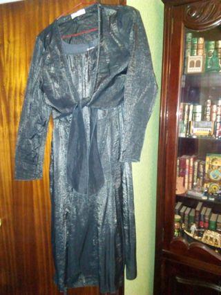 Vestido para coctel o fiestas de Julen Le Roy.