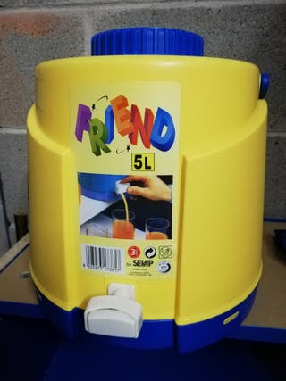 Bidon agua 5l