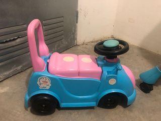 Andador coche