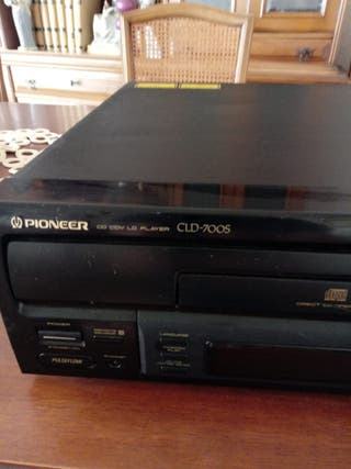 Reproductor de CDs