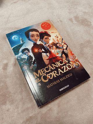La mecánica del corazón - Libro