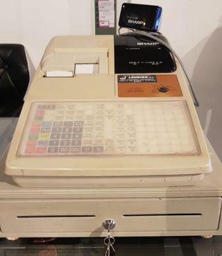 Caja Registradora Sharp ER-A490