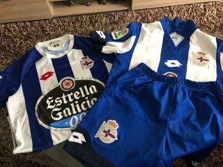 Camisetas Deportivo Coruña