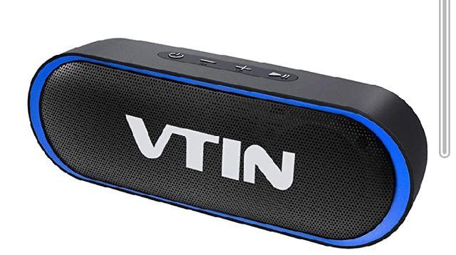 chollo altavoz bluetooth MP3 portátil a estrenar