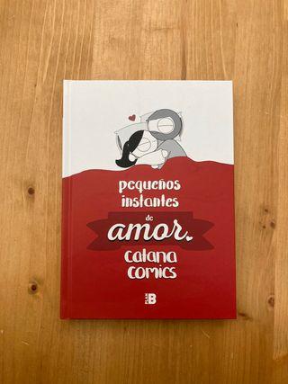 Pequeños instantes de amor - Catana cómics
