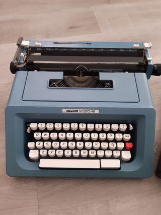 Olivetti Studio 46 Máquina de escribir.