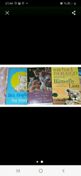 24 children's books