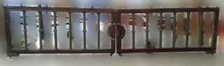 Antiguas puertas de altar/presbiterio