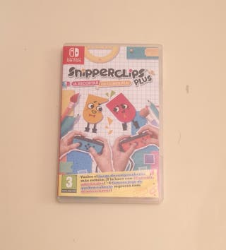 Snipperclips Plus Nintendo Switch PAL ESP