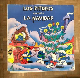 Los Pitufos cantan a la Navidad