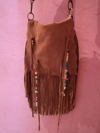 Bolso marrón wanderlove