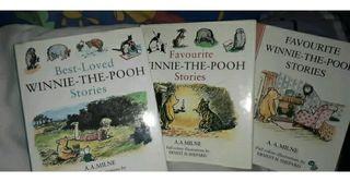 Winnie-the-Pooh books