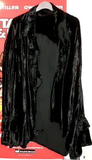 handmade gothic top