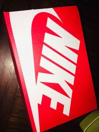 Nike talla 21
