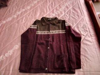 jersey con botones