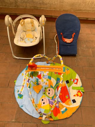 Hamacas bebé Lote 50€