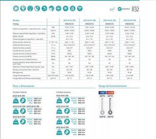 Daitsu ACD 24 Ki-DB Aire Acondicionado Conductos