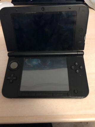 Nintendo 3Ds xl averiada