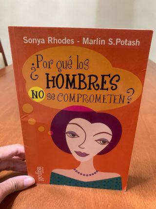 """Libro """"¿Por qué los hombres no se comprometen?"""