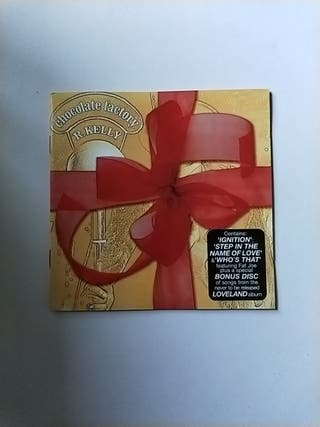 Hip-Hop/R&B R.Kelly-Chocolate Factory