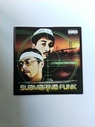 Hip-Hop/R&B Submarine Funk-Living The Free