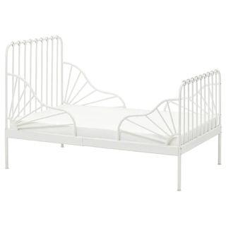 cama infantil extensible ikea ninnen