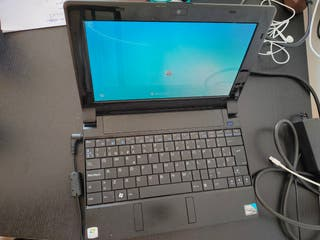 Ordenador Notebook 10,1 sin bateria