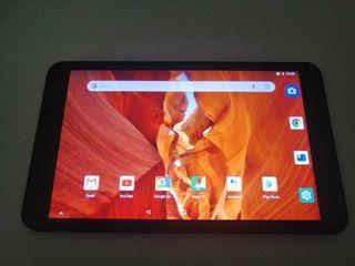 Tablet wifi con funda