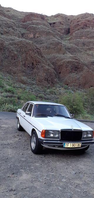 mercedes 230 230 1978