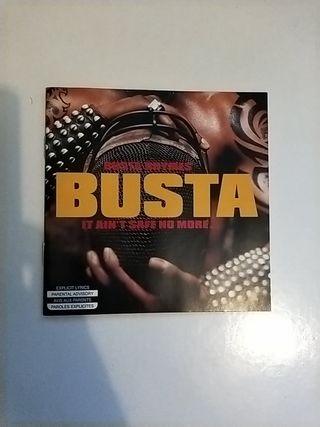 Hip-Hop/R&B Busta Rhymes-It Aint Sage No More..