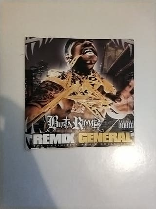 Hip-Hop/R&B Busta Rhymes-Remix General
