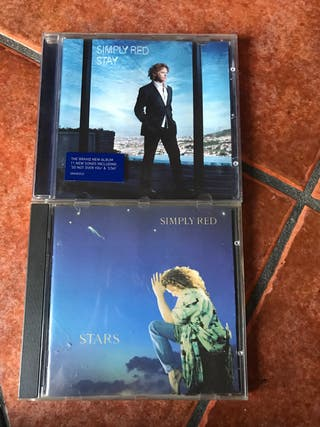 CD Simply Red Stay