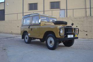 Land Rover 88 especial 1972