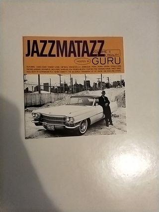 Hip-Hop/R&B Guru-Jazzmatazz Vol.2