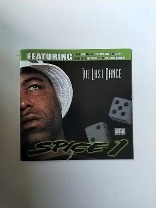Hip-Hop/R&B Spice 1-The Last Dance