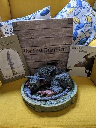 The Last Guardian PS4 Edición Coleccionista