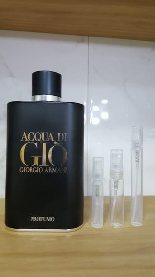 ACQUA DI GIO PROFUMO DECANTS
