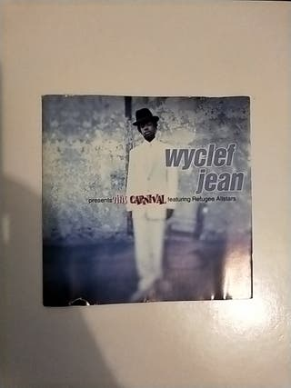 Hip-Hop/R&B Wycleff Jean-The Carnival