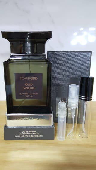 TOM FORD OUD WOOD DECANT
