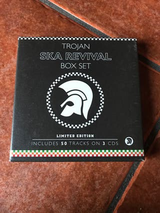CD Ska Revival