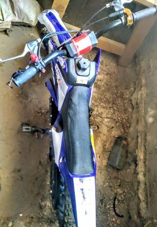 moto 50 cc. para niños