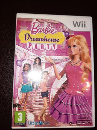 Barbie dreamhouse party para wii