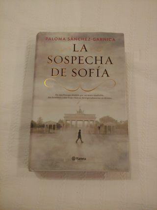 La sospecha de Sofia. Paloma Sánchez Garnica