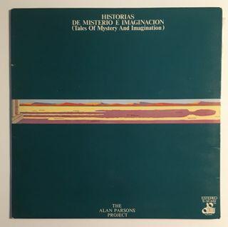 The Alan Parsons Project Disco Vinilo LP