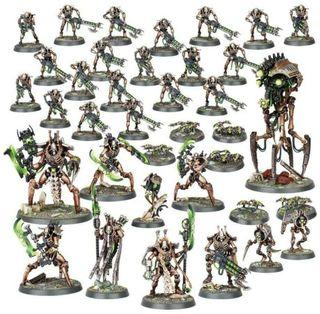 Necrones Indomitus Warhammer 40000