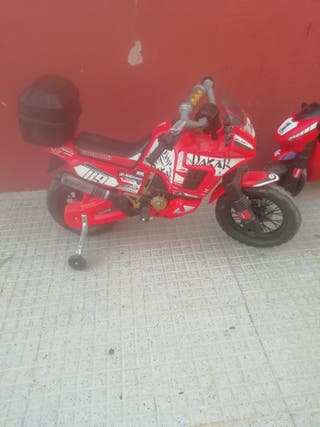 moto de bateria