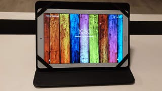 "Tablet 10.1"" 32GB ROM + 3GB RAM WIFI y 4G plata"