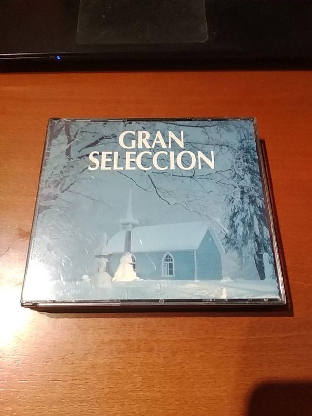 Gran selección 4 discos de clásicos de la música